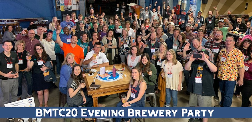BMTC20 Evening Brewery Party – Website Slide