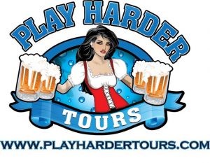 PLAY HARDER BLUE TOURS NEW